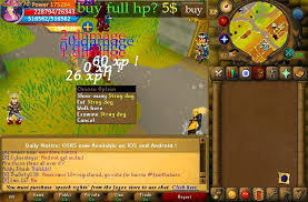 runescape for android runescape nowadays