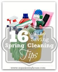 Spring Cleaning Tips 16 Time Saving Spring Cleaning Tips Its All In The Prep