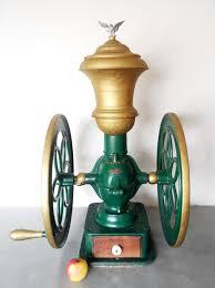 Enterprise Coffee Grinder Antique 1873 Enterprise No 9 Cast Iron Coffee Mill Grinder Double