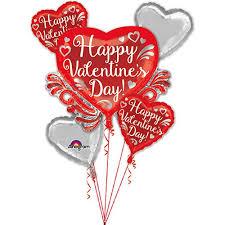 valentines day baloons valentines day balloons bouquet fancy swirls balloon shop nyc