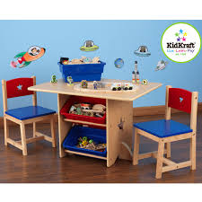 kidkraft star table and chairs with storage bins 26912 salsa and gigi