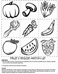 fruit vegetable coloring printables coloring pages coloring