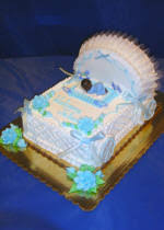 herman u0027s bakery and deli baby shower decorated cake galley
