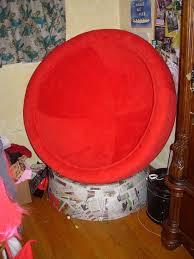 cardboard ball chair 14 steps