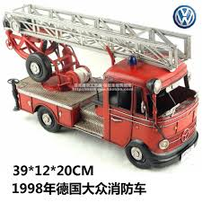 volkswagen fire high quality 1998 volkswagen fire engine model creative mini iron