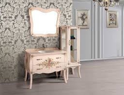 Cottage Bathroom Vanities by Awesome Country Cottage Bathroom Vanities With Hand Painted Floral