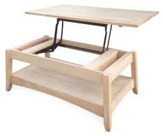 cedar coffee table with a sliding top crafts pinterest