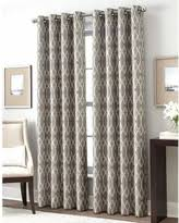 Trellis Curtain Panel Find The Best Deals On Vue Signature Marley Trellis Curtain Panel