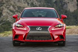 lexus turbo charged engine 2016 lexus is revealed looking exactly the same but with two new