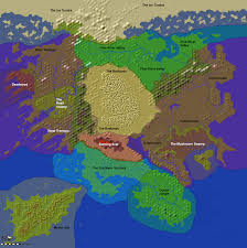Java World Map by The Epic World 26km 2 Of Custom Terrain 22k Downloads Maps