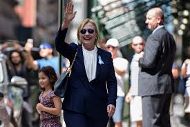 hillary clinton can restore health not voter trust chicago tribune