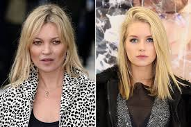 moss and after kate moss lottie eight siblings who look