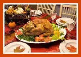 thanksgiving getaway
