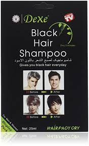 Can You Black With Color Amazon Com Instant Hair Dye Black Hair Shoo 3 Black Color