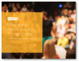 how to build your church ministry through events