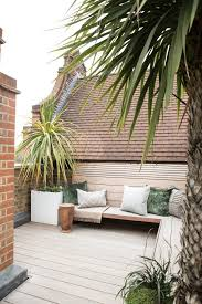 tropic terrace deck contemporary with decking modern planter boxes