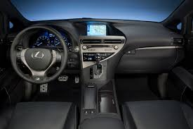 lexus jeep 2010 2013 lexus rx 350 f sport car spondent