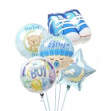 helium balloon delivery nyc baby boy balloons party favors ideas