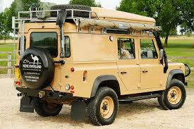 land rover overland land rover defender 110 expedition utility