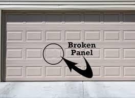 Overhead Door Panels Garage Door Panel Replacement Garagemd 561 349 3667