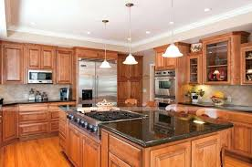 Colors For A Kitchen With Oak Cabinets Kitchens With Oak Cabinets Medium Oak Kitchen Wall Colors With