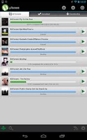 utorrent android utorrent for android