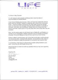 college recommendation letter sample college recommendation