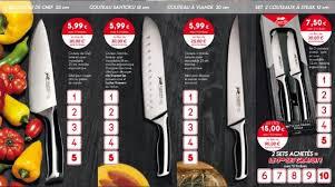 couteaux de cuisine sabatier vignettes timbres couteaux sabatier supermarchés match