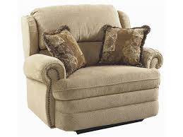 Recliner Chairs For Furniture Broyhill Recliners Reclining Chair And A Half Small