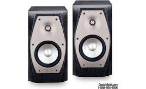 Infinity Bookshelf Speakers Infinity Interlude Il10 Onyx Anigre Onyx Anigre Bookshelf