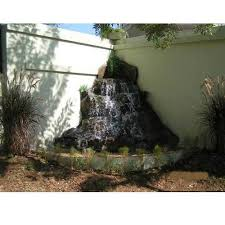 fiberglass waterfalls exporter from pune