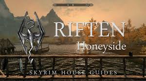 Cheapest City To Buy A House Skyrim Buy A House In Riften Youtube