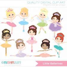 free princess ballerina clipart 26