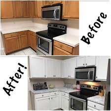 how to apply valspar cabinet paint diy kitchen counter tops faux granite valspar cabinet