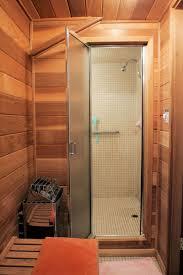 steam shower at noll s pleasant hill oregon home