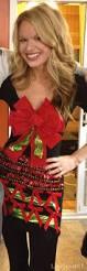 diy ugly christmas sweater bows u2013 happy holidays