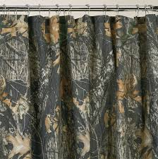 Realtree Shower Curtain Strikingly Ideas Camouflage Shower Curtain Camo Bathroom Decor