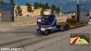kenworth k100 kenworth k100 aerodyne mod for american truck simulator ats
