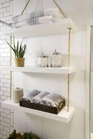 Bathroom Wall Shelves Ideas House Bathroom Hanging Shelves Pictures Bathroom Corner Floating
