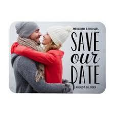 Save The Date Wedding Magnets Handwritten Script Save The Date Magnets Modern Wedding Magnets