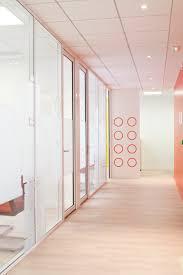 deco bureau pro clean hallway pastel palette by cléram style design bureau