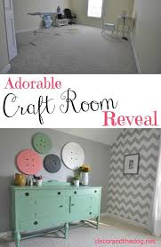 Sewing Room Wall Decor 32 Best Craft Room Images On Pinterest Craft Room Decor Diy And