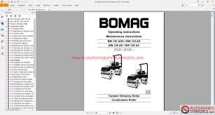 bomag 138ad roller wiring diagram wiring diagrams