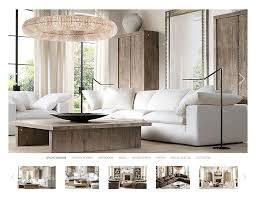 Pottery Barn Curtain Hardware Windows Decorate Your Curtain With Cool Restoration Hardware