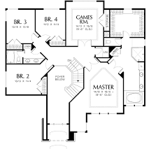 grand floor plans grand manor floor plan 69066am architectural designs house plans