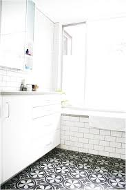 Mosaic Bathroom Floor Tile Ideas Epic White Mosaic Bathroom Floor Tile With Additional Home