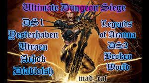 dungeon si e dungeon siege pt 1 crypt