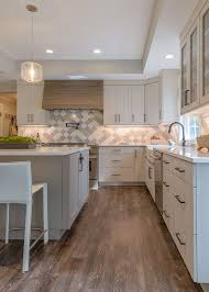 painted white flat panel kitchen cabinets perimeter kitchen cabinet the perimeter cabinets are