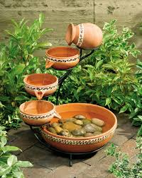 home decoration cool garden fountain for minimalist also beautiful