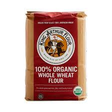 organic whole wheat flour by king arthur flour thrive market